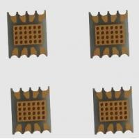 Quality Integrated Multilayer Printed Circuit Board Ceramic Half Hole For Electronics Device for sale