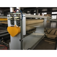 China Construction Corrugated PP Hollow Sheet Extrusion Line 510kw on sale