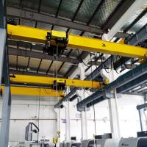 Quality 5 Ton Bridge Overhead Crane / Garage Bridge Crane Electric Overhead Travelling for sale