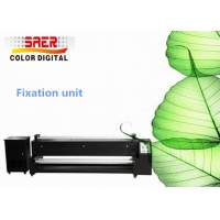 Buy cheap SAER Dye Sublimation Machine / Fixation unit machine with low price high speed from wholesalers