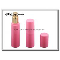 Quality Pink 25 Ml Airless Pump Bottles Transparent Airless Pump Bottle for sale