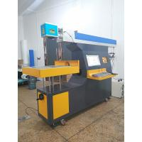 Buy cheap Fabric CO2 laser marking machine with larger marking size (GSI JK LASER) from wholesalers