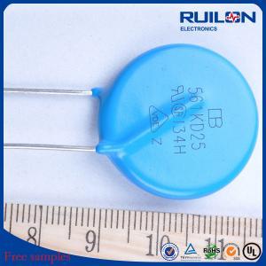 Quality Ruilon 25D Series Through Hole Metal Oxide Varistors MOV for sale
