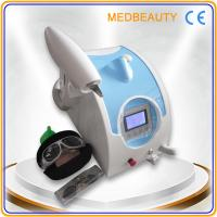 Buy cheap Portable 1064nm Q Switched Nd YAG Laser Pigmentation Removal with CE from wholesalers