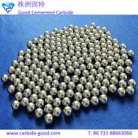 Quality Top quality polished tungsten carbide balls grinding ball for ball bearing and milling for sale