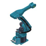 Standard Modern Automatic Robotic Arm , Ground Mounted Mini Robot Arm