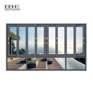 aluminum windows for sale residential grey aluminum horizontal sliding windows 5mm architectural aluminium glass on sale