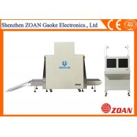 Dual Energy Luggage X Ray Machine For Train Station High Penetration
