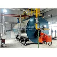 Quality Forced Gas Boiler Hot Water Heater 2.1MW Fire Gasonline Hot Water Boiler for sale