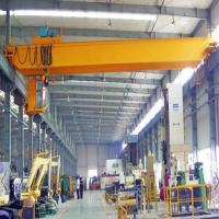 Quality Light Dead Weight Overhead Beam Crane Wire Rope Single Girder Optional Capacity for sale
