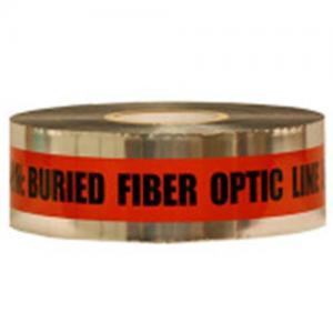 Quality Fiber Optic Buried Underground Caution Tape for sale