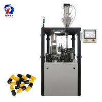 China Pharmaceutical Automatic / Auto Hard Capsule Filling Machine / Filler Machinery on sale