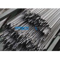 Quality ASTM A213 / A269 TP309S / 310S Stainless Steel Instrument Tubing Cold Rolled pipe for sale