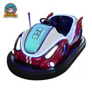China Fiberglass Adult Bumper Cars ,Bumper Cars Ride Indoor Amusement Park on sale