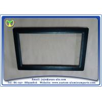 Buy cheap Aluminum Extrusion Frame Profiles With Color Anodizing For TV And Refrigerator from wholesalers