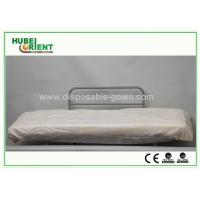 Quality Polypropylene Waterproof Disposable Hospital Bed Sheets Anti - Static / ISO9001 Approved for sale