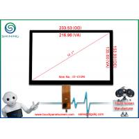 Quality 10.1 Inches 16:10 Capacitive Touch Screen With I2C Interface, COF Type Goodix GT928 Controller for sale