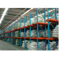 Quality Cold room Heavy Duty selective pallet racking with double side bracket for sale