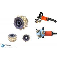 Buy cheap Concrete Scarifiers / Floor Planers Parts TCT Scarifier Cutters On Drum Assembly from wholesalers
