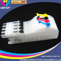 Quality long refillable cartridge for Brother LC113 4 color printer ciss for sale