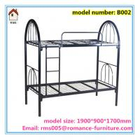China made in china adult bunk bed cheap metal bunk bed B002 on sale