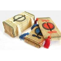 Buy cheap Bamboo Woven Tissue Box, Handicrafts,Furnishings,Home Decor from wholesalers