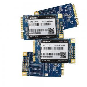 China Anti Dust / Shockproof SSD External Hard Drive 1tb MLC Flash For Desktop on sale