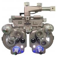 Quality Dark Room Refraction LED Lamp Illumination Manual Phoropter for Optometry for sale