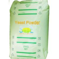 Quality GMP ISO Standard Powdered Yeast For Animal Feed 3% Amino acid N SYE-PO60 for sale