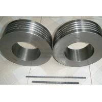 China Carbon Steel Forged Steel Rings For Wind Power ASME BS EN A105 100kg on sale
