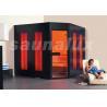 Buy cheap German Corner Sauna Room from wholesalers