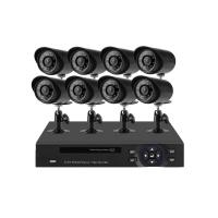 China New 8CH 2MP AHD Wireless CCTV Camera Kit With Recorder 1080P Full HD CCTV camera on sale