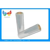 Quality 30 Mic Opaque Colorful PVC Shrink Film Rolls Odorless For Packaging Food for sale