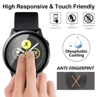Buy cheap Screen Tempered Glass Protective Film For Samsung Galaxy Watch Active 2 from wholesalers