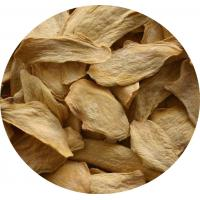 Quality Food Spice Light Brown Dried Ginger Slices With 2mm Thickness SDV-GINSL for sale
