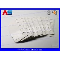 Quality 2ml Amp / White Paper Carton Insert For Pharmacy Medical Packaging Boxes for sale