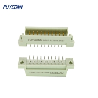 Quality 5 10 Pin PCB Straight Male 2*10P 2 Rows 20pin Euro DIN41612 Connector for sale