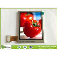 Quality 3.5 Inch TFT Transflective LCD Display 240*320 Sunlight Readable Outdoor Application for sale