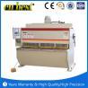Buy cheap QC12K series hydraulic Pendulum plate CNC shearing machine from wholesalers