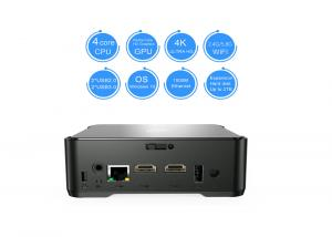 "Quality 2.5"" Big Capacity 2TB Celeron J4125 Mini PC With SSD Drive Gemini for sale"