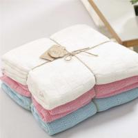 Buy cheap Soft Summer Baby Cot Fitted Sheet Cot Blanket For Baby Or Sofa Blanket from wholesalers