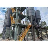 Quality Tile Adhesive Dry Mix Mortar Plant High Efficiency With Electric Control Cabinet for sale