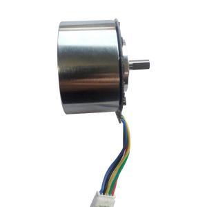 Quality 24V 60.0 * 20.0mm Low EMC Outer Rotor Brushless DC Motor for sale