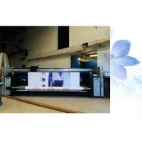 Quality Stable Epson Sublimation Printer Roll To Roll Directly Print For Polyester Fabric for sale