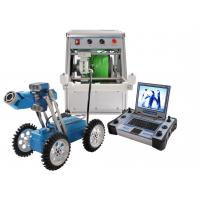 Quality IP68 Waterproof Pipe Inspection Crawler Robot Cable Transmitting Synchronically System for sale