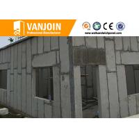 Quality 7 Days Finished Prefabricated Modular Homes EPS cement sandwich wall for sale
