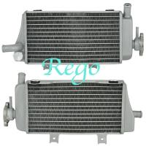Buy cheap HONDA CRF450 2005-2008 Aluminum Motorcycle Radiator Cooler Cooling Aluminum Radiator from wholesalers