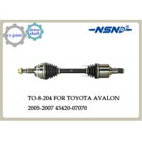 Quality Toyota Avalon Automobile Drive Shaft Boot 43420-07070 Lightweight Driveshaft for sale