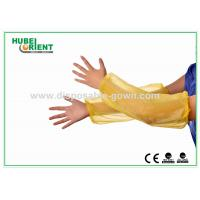 Quality 16'' 18'' Single Use PE Oversleeves For Arm Protection for sale