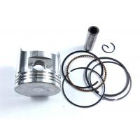 Quality Aluminum Motorcycle Engine Parts Piston And Rings Kit CD100 High Performance for sale